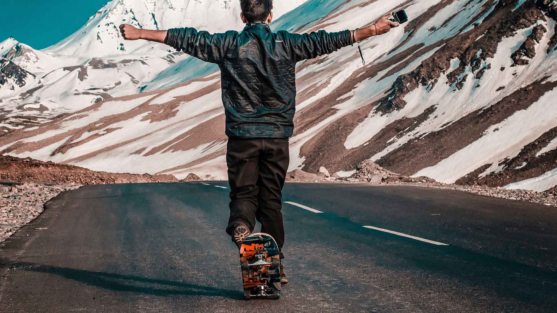 Amazing new post about skateboarding
