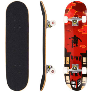Skateboard Canada Maple Wood Board